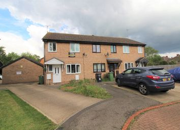 Thumbnail 3 bed semi-detached house for sale in Stagshaw Drive, Fletton