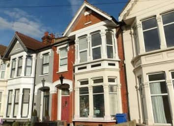 Thumbnail 1 bed flat for sale in Bournemouth Park Road, Southend-On-Sea
