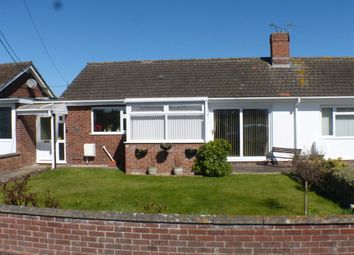 Thumbnail 2 bed semi-detached bungalow for sale in Sussex Close, Bridgwater