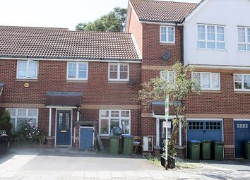 Thumbnail 3 bed terraced house for sale in Greenhaven Drive, Thames Mead, London