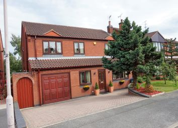 Thumbnail 5 bed detached house for sale in Belmont Close, Mansfield