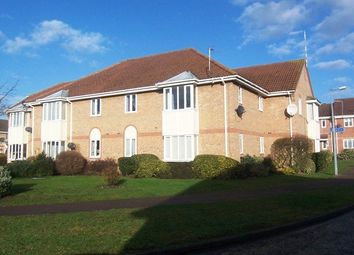 Thumbnail 1 bed flat to rent in Thistle Close, Thetford