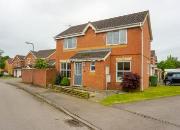 Thumbnail 3 bed detached house for sale in Diswell Brook Way, Milton Keynes