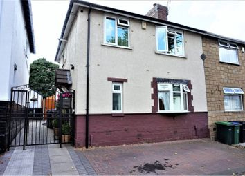 Thumbnail 3 bed semi-detached house for sale in Grafton Road, West Bromwich