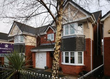 Thumbnail 6 bed detached house for sale in Wood Green Gardens, Orrell, Wigan