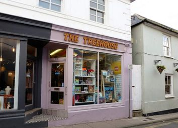 Thumbnail Retail premises for sale in Salcombe, Devon