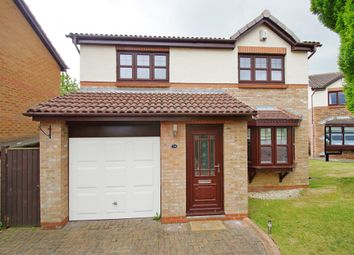 Thumbnail 4 bed detached house for sale in Brancepeth View, Brandon, Durham