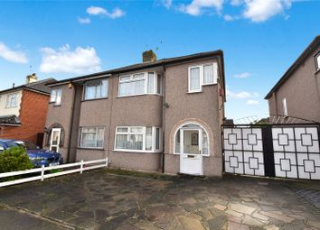 Thumbnail 3 bedroom semi-detached house for sale in North Road, West Dartford, Kent
