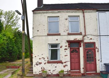 Thumbnail 3 bed end terrace house for sale in High Lane, Alsagers Bank, Stoke-On-Trent