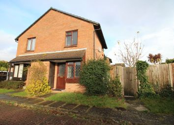 Thumbnail 1 bed terraced house for sale in Cornflower Close, Locks Heath, Southampton