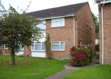 Thumbnail 2 bed flat to rent in Overbrook Close, Gloucester