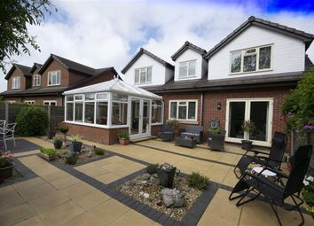 Thumbnail 6 bed detached house for sale in Coopers Lane, St. Martins, Oswestry
