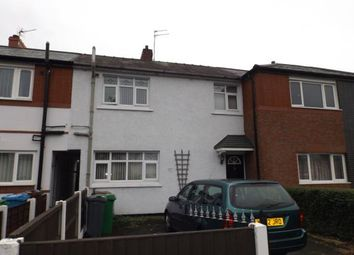 Thumbnail 3 bed terraced house for sale in Hassall Avenue, Withington, Manchester, Greater Manchester