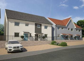 Thumbnail 2 bed semi-detached house for sale in Chaucer Way, Plymouth