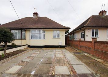 Thumbnail 2 bedroom semi-detached bungalow to rent in Oakwood Road, Close To Train Station, Rayleigh, Essex