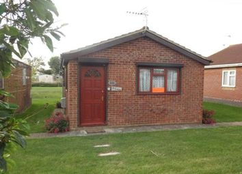 Thumbnail 1 bedroom bungalow for sale in Warden Bay Road, Leysdown, Sheerness, Kent