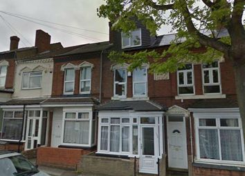 Thumbnail 4 bed terraced house for sale in 173 Tiverton Road, Selly Oak, Birmingham