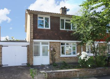 Thumbnail 3 bed semi-detached house for sale in Salehurst Road, Brockley, London