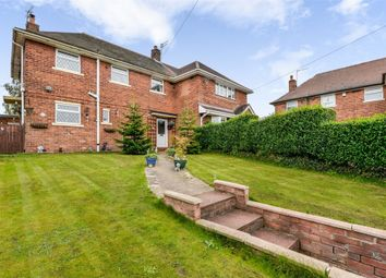 Thumbnail 3 bedroom semi-detached house for sale in Brindley Close, Talke, Stoke-On-Trent, Staffordshire