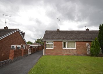Thumbnail 2 bed bungalow for sale in Renshaw Drive, Swadlincote, Swadlincote, Derbyshire