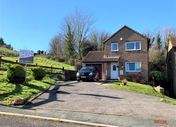 Thumbnail 3 bed detached house for sale in Reedling Close, Weymouth