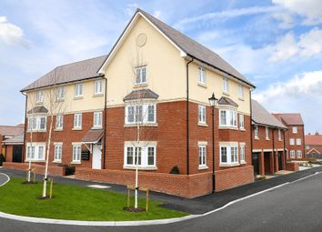 Thumbnail 2 bed flat for sale in King Alfred Way, Great Denham, Bedford