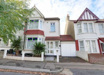 Thumbnail 3 bedroom end terrace house for sale in Brightwell Avenue, Westcliff-On-Sea