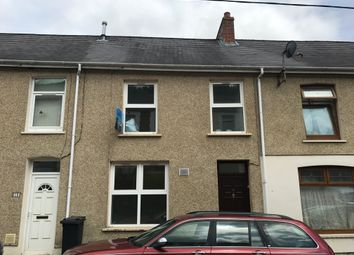 Thumbnail 2 bed terraced house to rent in Bryntaf, Aberfan