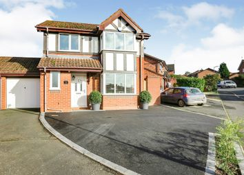 Thumbnail 3 bed link-detached house for sale in Whinchat Grove, Kidderminster