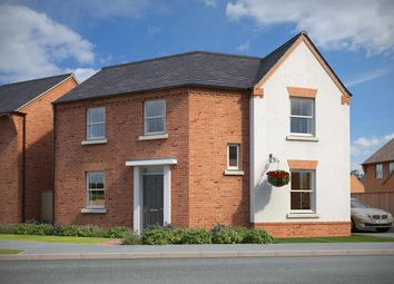 Thumbnail 3 bed detached house for sale in Post Office Lane, Kempsey, Worcester