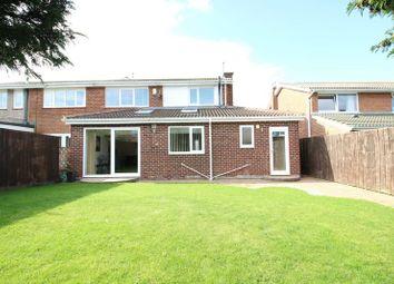 3 bed semi-detached house for sale in Meldon Avenue, South Shields NE34
