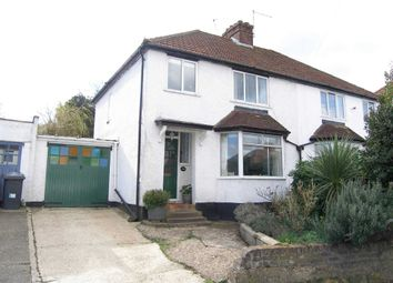 Thumbnail 3 bed semi-detached house for sale in Melbourne Road, Bushey
