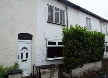 Thumbnail 3 bedroom terraced house for sale in Kersal Road, Prestwich, Manchester, Greater Manchester