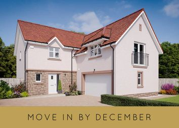 "Thumbnail 5 bedroom detached house for sale in ""The Dewar 2018 Move"" at Birdston Road, Milton Of Campsie, Glasgow"