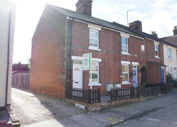 Thumbnail 2 bed end terrace house to rent in Three Crowns Road, Colchester, Essex.