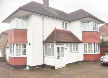 Thumbnail 5 bed detached house to rent in Preston Hill Road, Wembley