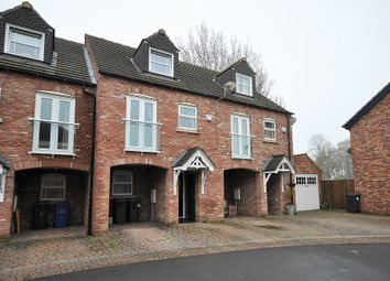 Thumbnail 3 bed town house for sale in Tower Gardens, Hatfield, Doncaster