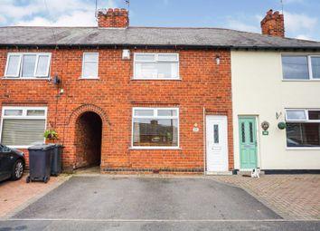 Thumbnail 3 bed terraced house for sale in Margaret Avenue, Sandiacre, Nottingham