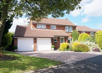 Thumbnail 4 bed detached house for sale in Beverley Close, Wylde Green, Sutton Coldfield