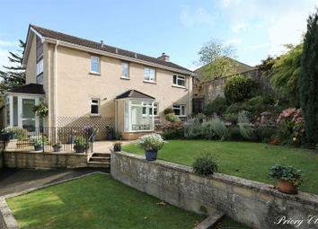 Thumbnail 4 bed detached house for sale in Priory Close, Combe Down, Bath