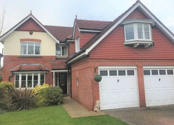 Thumbnail 4 bed detached house to rent in Westbourne Drive, Wilmslow