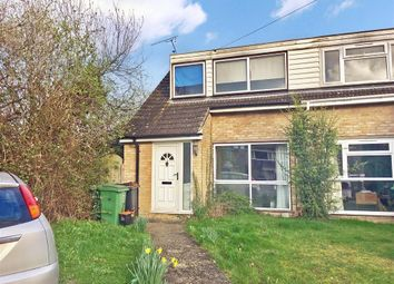 Thumbnail 3 bed end terrace house for sale in Knaves Acre, Headcorn, Ashford, Kent