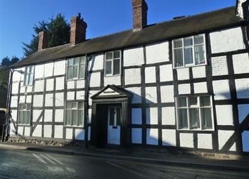 Thumbnail 5 bed detached house to rent in The Raven, 24 High Street, Church Stretton, Shropshire