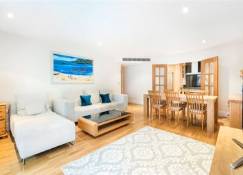 Thumbnail 2 bed flat for sale in Harbour Reach, The Boulevard, Imperial Wharf, London