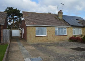Thumbnail 3 bed bungalow to rent in Windermere Crescent, Goring-By-Sea, Worthing
