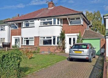Thumbnail 3 bed semi-detached house for sale in The Grove, Bearsted, Maidstone, Kent