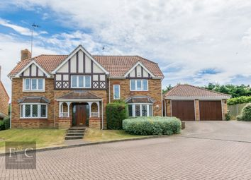 Thumbnail 5 bed detached house for sale in Great Groves, Goffs Oak, Hertfordshire