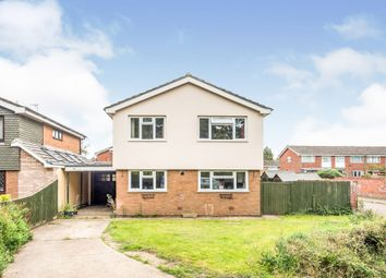 Thumbnail 4 bed detached house for sale in Campion Road, Abingdon