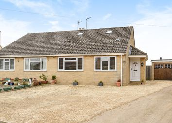 Thumbnail 4 bed semi-detached bungalow for sale in Meysey Close, Meysey Hampton, Cirencester