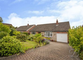 Thumbnail 3 bed detached bungalow for sale in Caroline Close, Ravenshead, Nottingham